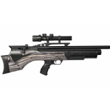 Daystate Pulsar Precharged PCP Air Rifle - Silver Laminate
